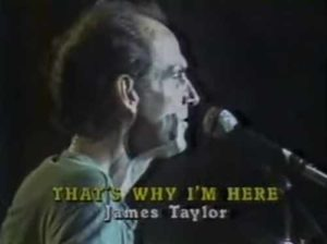 LInk to Tames Taylor's YouTube video